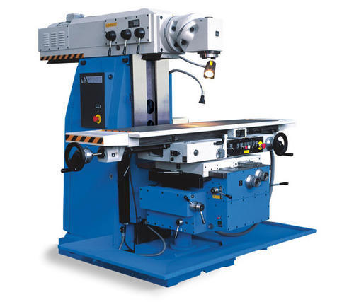 Vertical Milling Machine, Rs 70000 /unit Master Machinery Exports ...