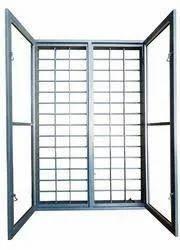M.S Z-section Windows.