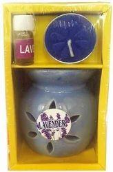 Lavender Aroma Oil With Diffuser Dd601a