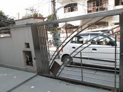 Steel Gate Suppliers Manufacturers Amp Dealers In Noida