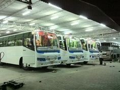 Institution and Staff Buses