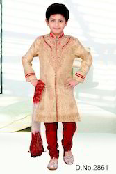 Stone Work Boys Sherwani
