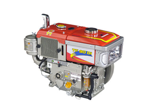Yanmar Tf 120 Di Engine