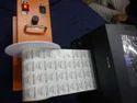 6 Barcode Printer Label Rewinder
