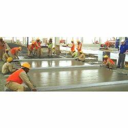 超平地板施工服务