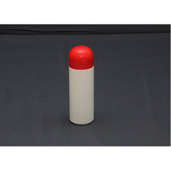 Plastic Round Talcum Powder Bottle