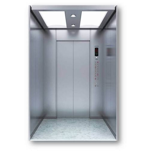 13 Persons Stainless Steel Passenger Elevator
