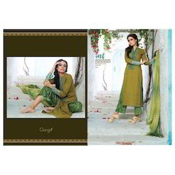 Lie of Ganga Salwar Kameez