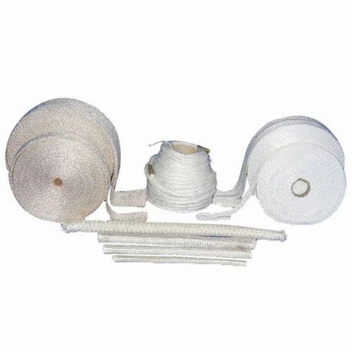 Ceramic Products - Ceramic Fiber Insulation Rope Manufacturer from