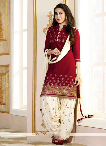 57af607846 Cotton Semi-Stitched Indian Designer Salwar Suit, Rs 2195 /piece ...