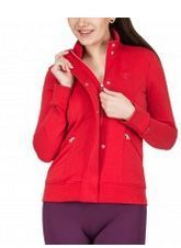 Ferrari Womens Sweat Jacket