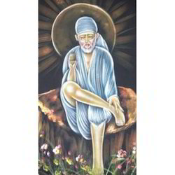 God Painting - Sai Baba
