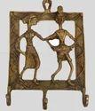 Tribal Brass Hook