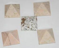 Agate Pyramids