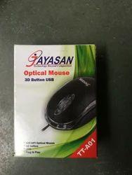 Jayasan Optical USB Mouse