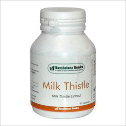 Milk Thistle Extract Capsules