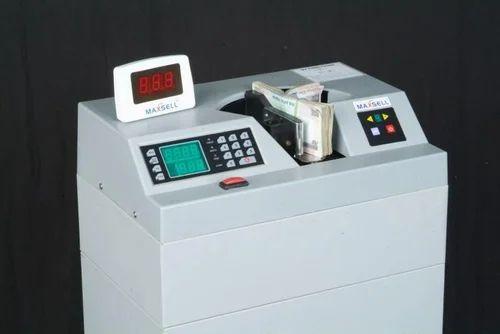 MX600-Floor Bundle Note Counter