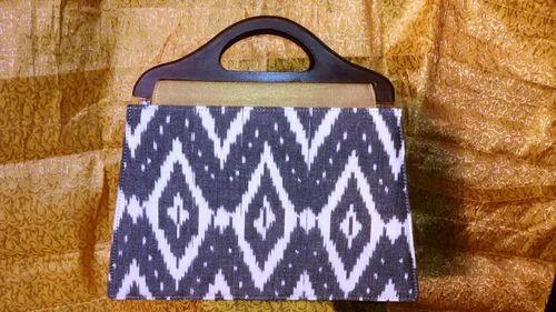 Designer Ikat Bag