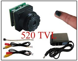 World's Smallest CCTV Camera