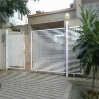 Automatic Stainless Steel Gates