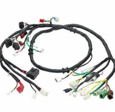 Fantastic Bajaj Auto Wire Harness Rr Automation Manufacturer In Neharpar Wiring 101 Mecadwellnesstrialsorg