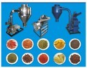 Spices Processing Machine