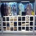 Shirts Display Rack