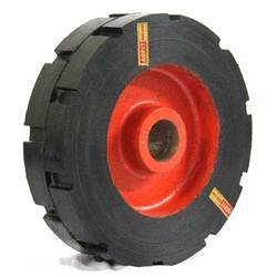 RBCI - Light Duty C.I Bonded Wheel