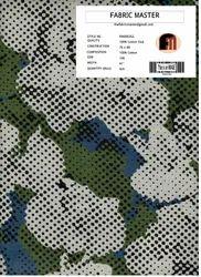 Cotton Slub Fabrics FM000352