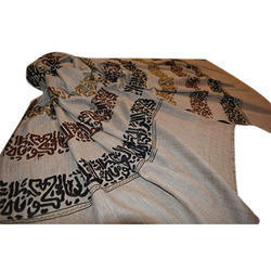 Strip Calligraphy Embroidery Scarves