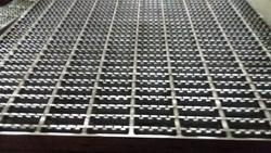 Perforated SS Gratings