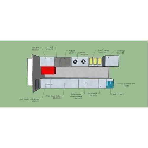 Food Truck Layout Designing Service In Talwade Pune Foodtrucker