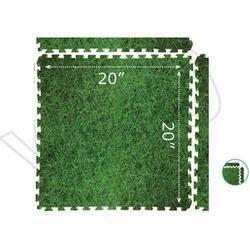 Grass Puzzle Mat