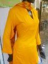 Yellow Ladies Kurtis
