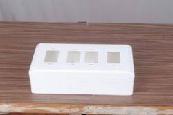 Plastic Electric Switchboard