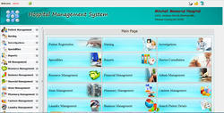 Hospital Management Software Services