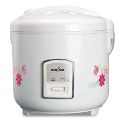 ABS Plastic Kenstar Rice Cooker, Capacity: 2 Litre