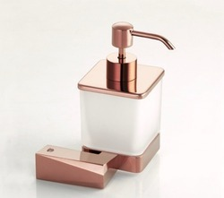 Rose Gold Soap Dispenser
