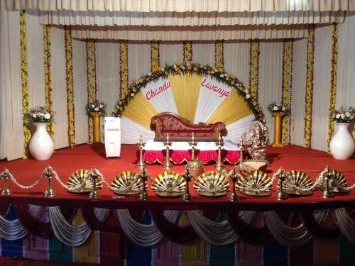 Hindu Marriage Decoration Wedding Decoration Chandralekha Events