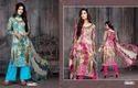 Glazed Cotton Salwar Kameez