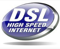High Speed DSL Internet