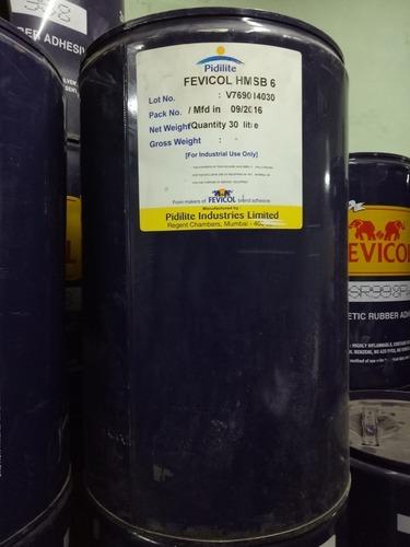 Industrial Grade Fevicol Pidilite Psa Fevicol Hmsb 6 30 Ltrs Rs 220 Unit Id 12472579155