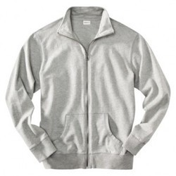 Collar Full Zipper With Kangaroo Pocket ( Sweat Shirt)