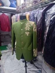 3-Piece Suit Jodhpuri Coat