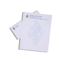 Offset Paper Letter Head For Pathology Printing Service, in Local