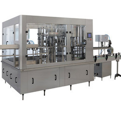Rinser Filler Capper Machine