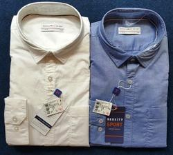 Men Cotton Formal Shirt, Size: 38-44