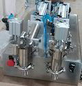 Semi- Automatic Liquid Filling Machine