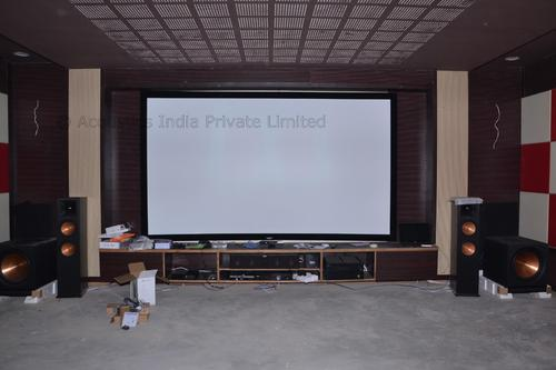 Home Theater Acoustics Package
