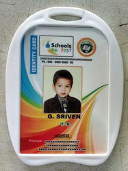 GIDS - One Side Sticky Card Holder Model -6